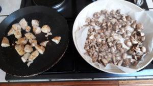 cuisson à la poêle sans matière grasse